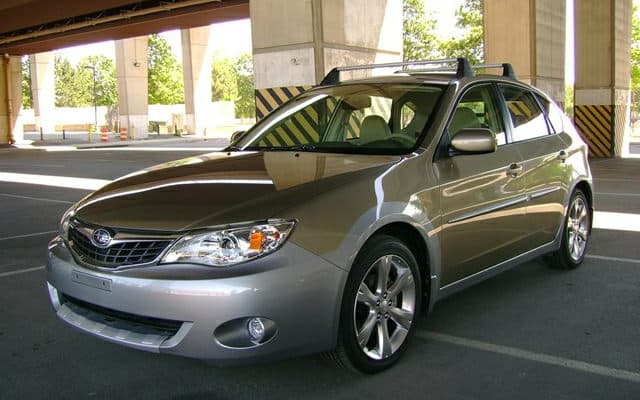 Subaru Impreza Outback Sport Prices Reviews And New Model