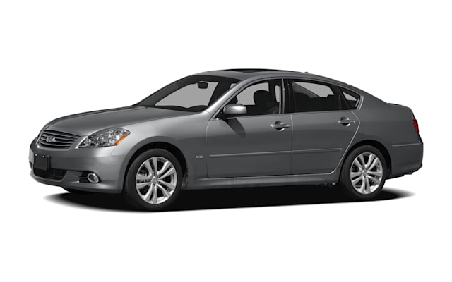 INFINITI M35 Prices, Reviews and New Model Information