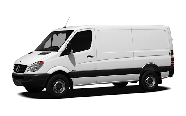 Mercedes benz sprinter van prices reviews and new model for Mercedes benz sprinter price list