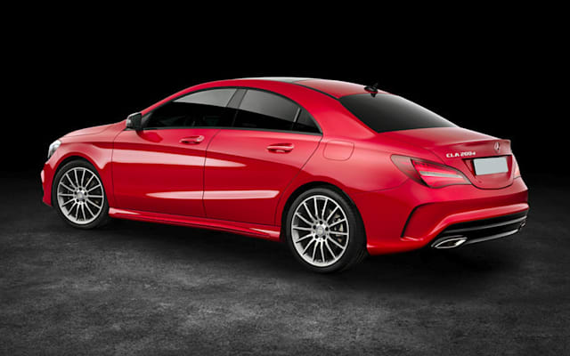 Mercedes Benz Cla >> Mercedes Benz Cla Class Prices Reviews And New Model Information