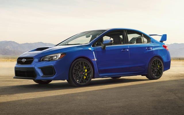 Subaru WRX STI Prices, Reviews and New Model Information
