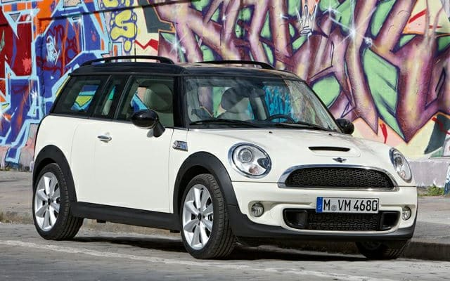 Mini Cooper S Clubman Prices Reviews And New Model Information
