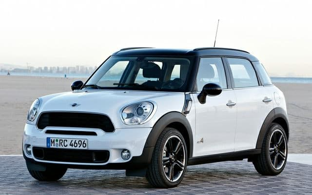 Mini Cooper S Countryman Prices