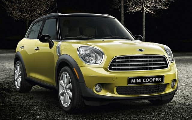 Mini Cooper Countryman Prices Reviews And New Model Information