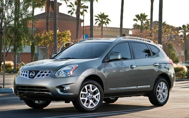 Nissan Rogue Select >> Nissan Rogue Select Prices Reviews And New Model Information