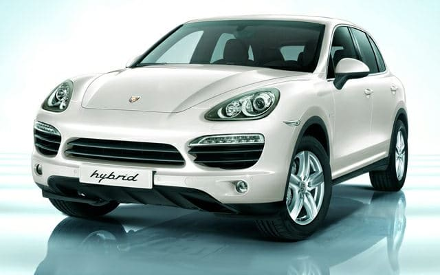 Porsche Cayenne Hybrid Prices, Reviews and New Model Information