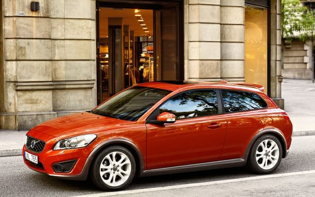 Volvo C30 Prices Reviews And New Model Information