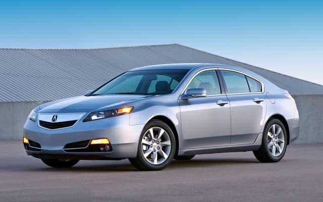 Acura Tl Prices Reviews And New Model Information Autoblog