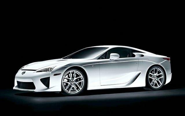 Lexus Lfa Prices Reviews And New Model Information Autoblog
