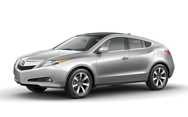Acura ZDX Prices Reviews And New Model Information Autoblog - Acura crossover zdx