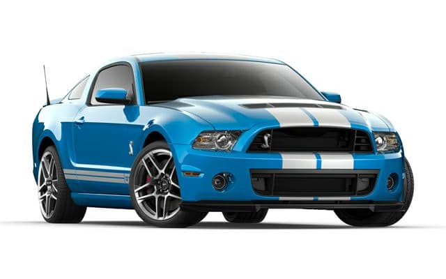 Ford Shelby GT500 Prices 5301ff7ca
