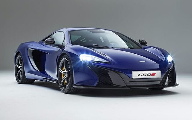Mclaren 650s Prices Reviews And New Model Information Autoblog