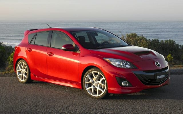 Mazda Speed 3 >> Mazda Mazdaspeed3 Prices Reviews And New Model Information