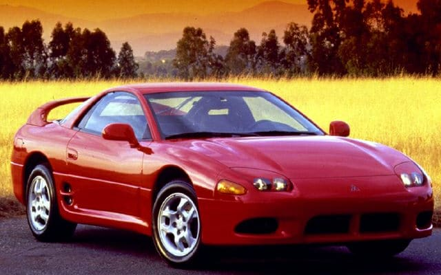 Mitsubishi 3000 Gt Prices Reviews And New Model Information Autoblog