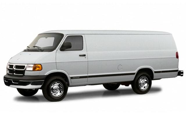 Ram Van 2500