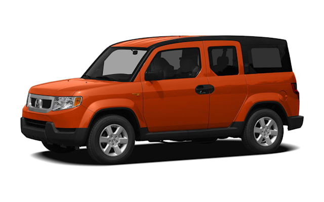 Honda Element Mpg >> Honda Element Prices Reviews And New Model Information