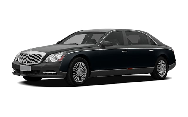 maybach 62 prices, reviews and new model information - autoblog