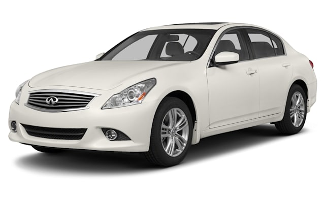 Infiniti G37x Prices Reviews And New Model Information Autoblog