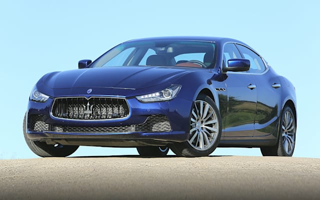Maserati Ghibli Price >> Maserati Ghibli Prices Reviews And New Model Information