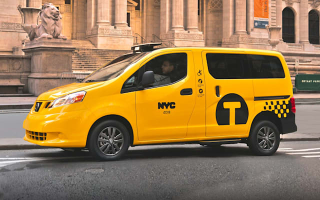 nissan nv200 taxi prices reviews and new model. Black Bedroom Furniture Sets. Home Design Ideas