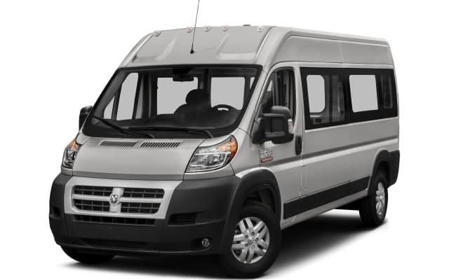ProMaster 2500 Window Van