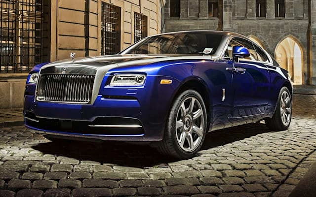 rolls-royce wraith prices, reviews and new model information - autoblog