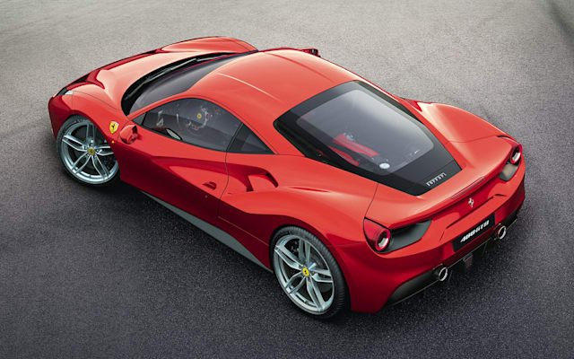 Ferrari 488 Gtb Prices Reviews And New Model Information