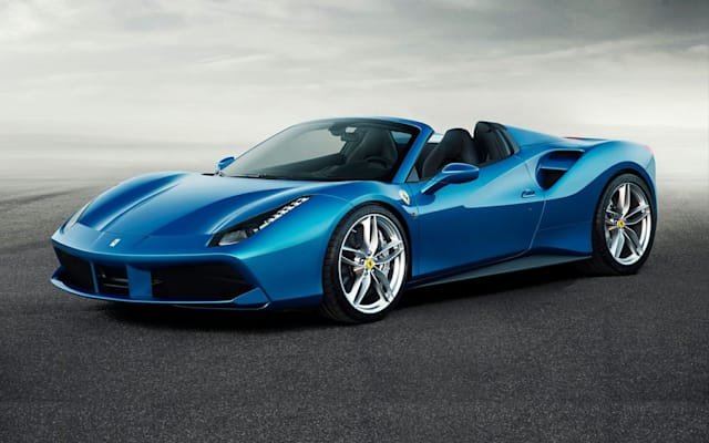Ferrari 488 Spider Prices Reviews And New Model Information