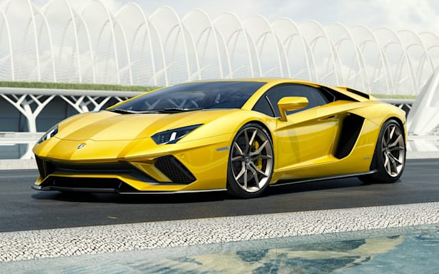 Lamborghini Aventador S Prices, Reviews and New Model Information