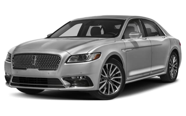 Lincoln Continental Prices Reviews And New Model Information Autoblog