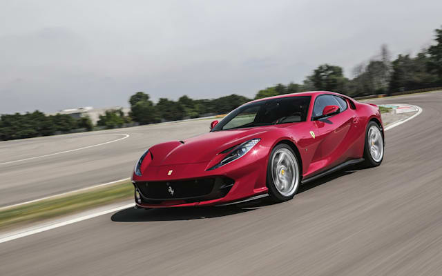 Ferrari 812 Superfast Prices, Reviews and New Model Information