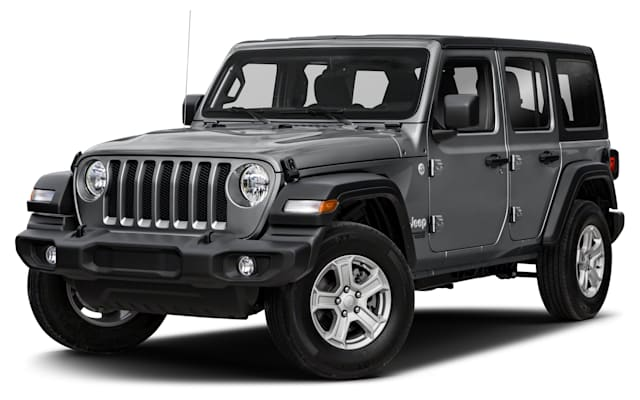 Jeep New Model Car
