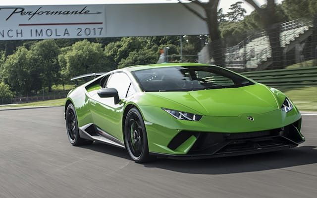Lamborghini Huracan Prices Reviews And New Model Information Autoblog