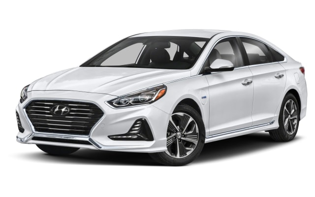 Hyundai Sonata Plug In Hybrid Prices Reviews And New Model Information Autoblog