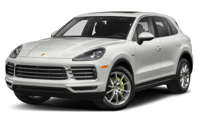 Porsche Cayenne E Hybrid