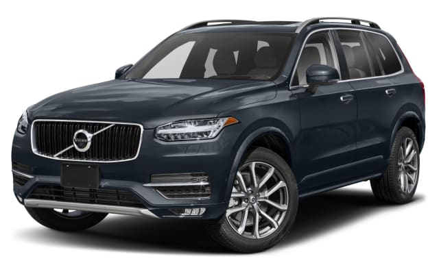 Volvo Xc90 Prices Reviews And New Model Information