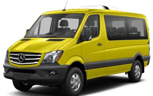 Van vehicle news photos and buying information autoblog for Mercedes benz sprinter 2500 vs 3500