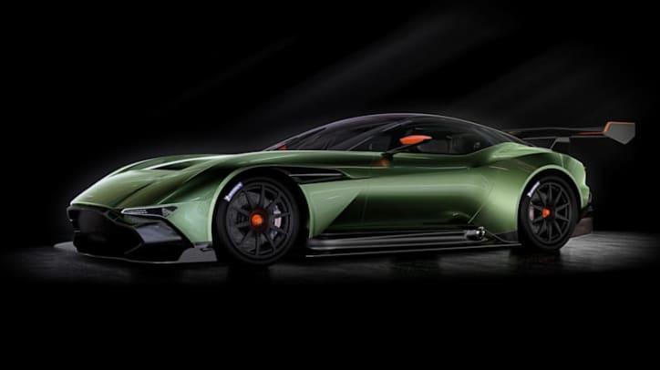 Aston Martin Vulcan News And Information Autoblog