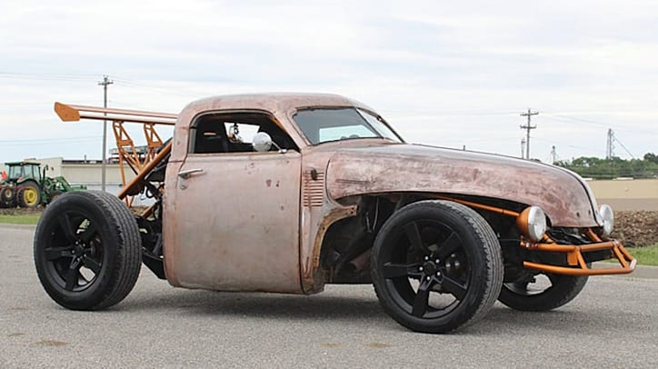 Rat Rod News and Information | Autoblog