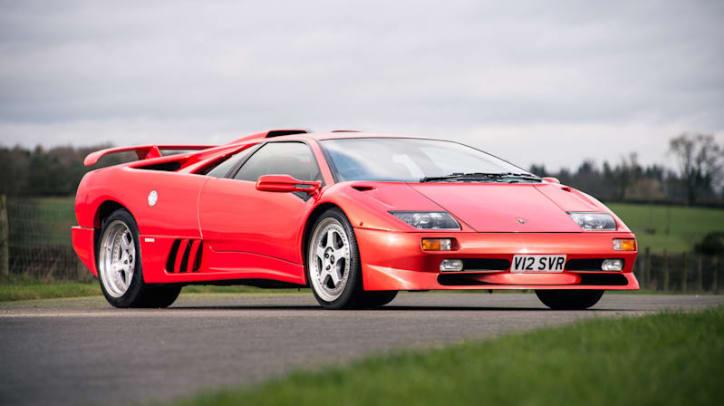 Lamborghini Diablo News And Information Autoblog