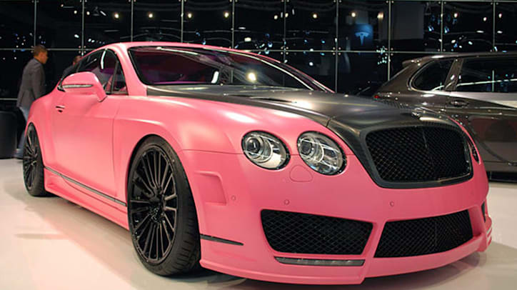 Mansory News and Information (pg 2) - Autoblog
