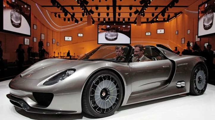918 spyder concept news and information autoblog. Black Bedroom Furniture Sets. Home Design Ideas