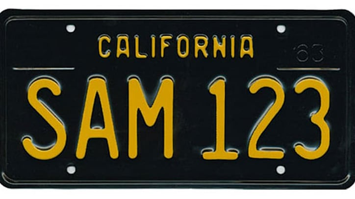 California License Plates News and Information - Autoblog