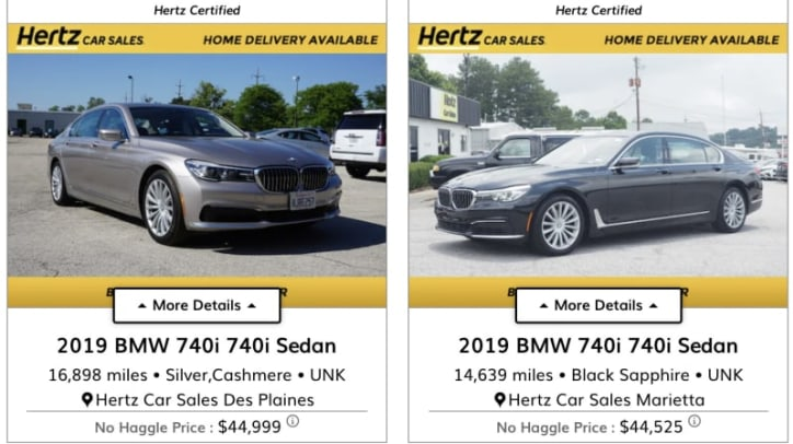 What S My Car Worth Used Car Trade In Values And Resale Values Autoblog
