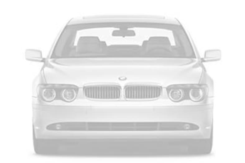 2003 BMW 760 Li 4dr Sedan Information