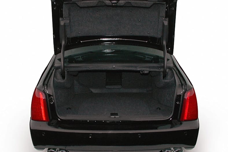 2001 Cadillac DeVille Exterior Photo