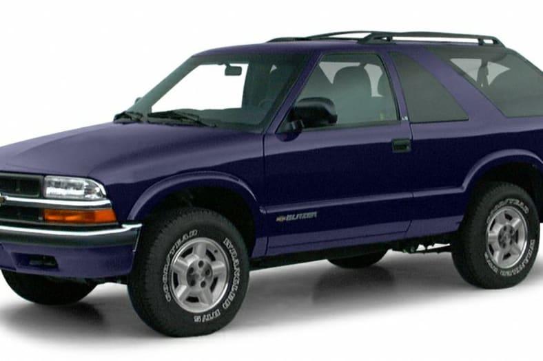 2001 Blazer