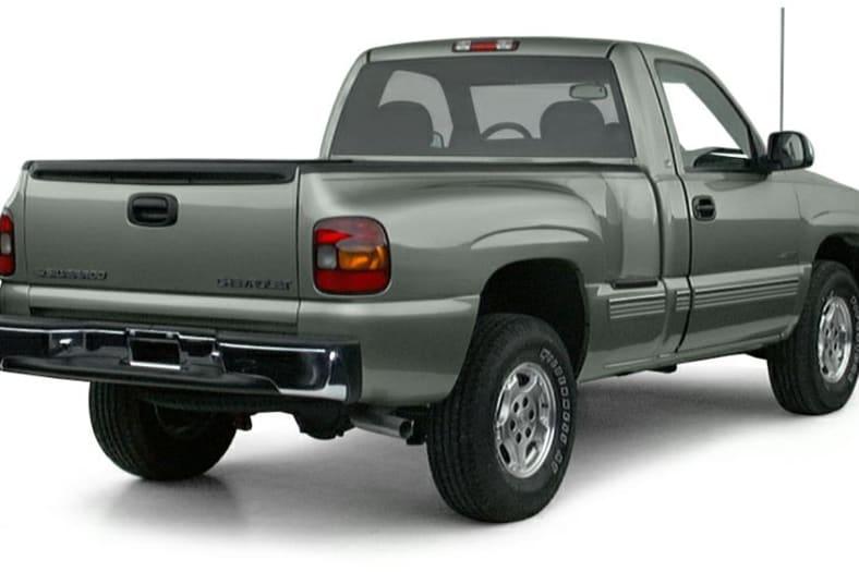 2001 Chevrolet Silverado 1500 Pictures