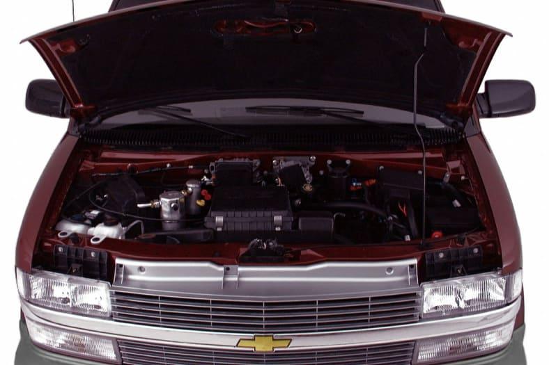 2001 Chevrolet Astro Information