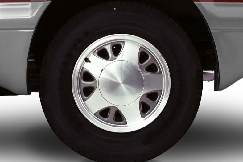 2001 Chevrolet Astro Exterior Photo